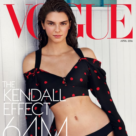 Kendall Jenner Vogue Cover April 2016
