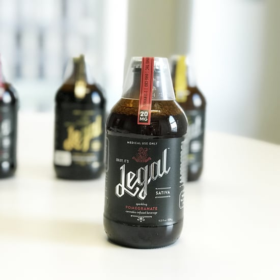 Legal Cannabis-Infused Soda Review