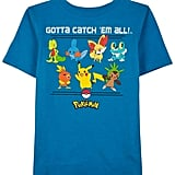 Pokémon Catch 'Em All Tee