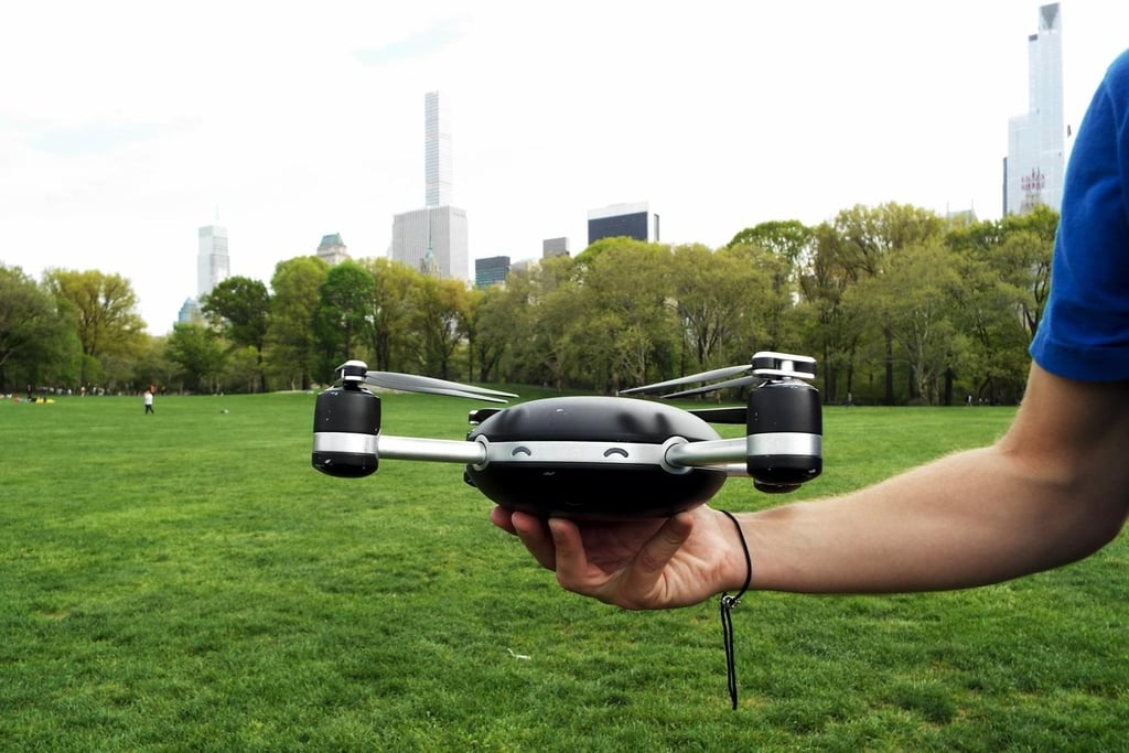 Self-Flying Camera