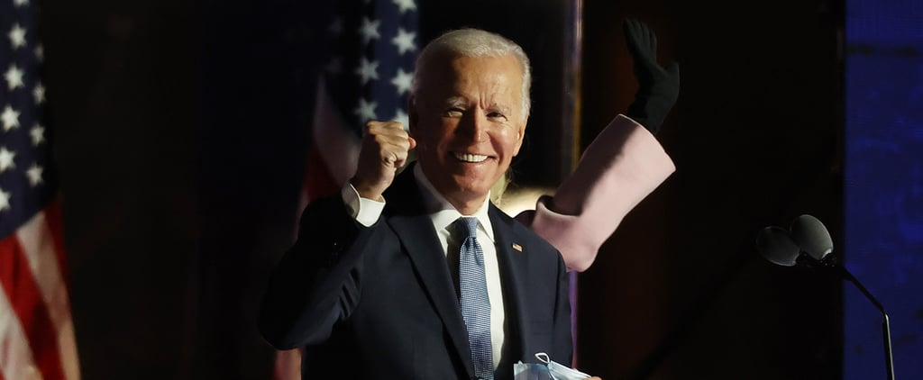 Watch Joe Biden's Speech on Election Night 2020