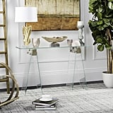 Safavieh Modern Glass Loft Console Table