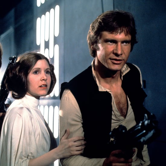 Carrie Fisher and Harrison Ford Had an Affair