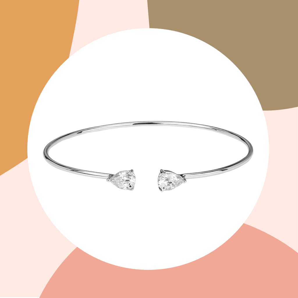 The Open-Cuff Bangle