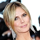 Heidi Klum at The Paperboy Premiere