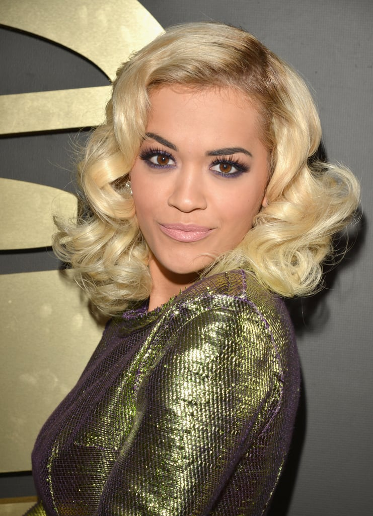 Rita Ora at the Grammys
