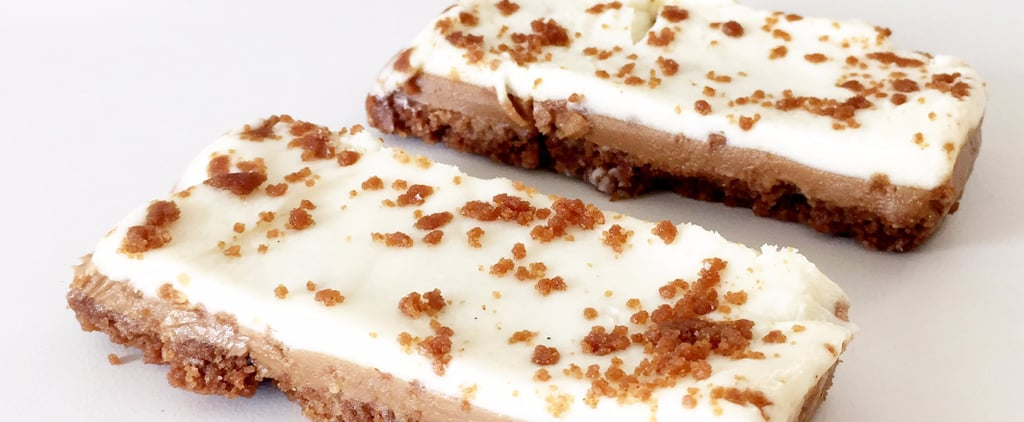 Starbucks's New Cookie Butter Bar Tastes Like Happiness With Cream Cheese Frosting