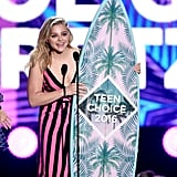 Chloe Grace Moretz and Brooklyn Beckham Teen Choice