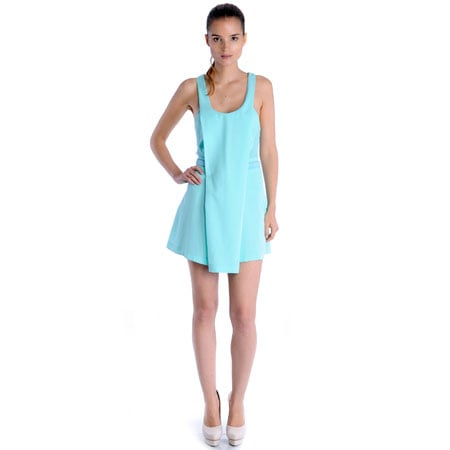 Intersection Tank Dress With Belt