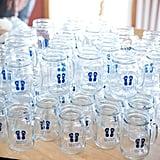 Personalized Mason Jar Glasses