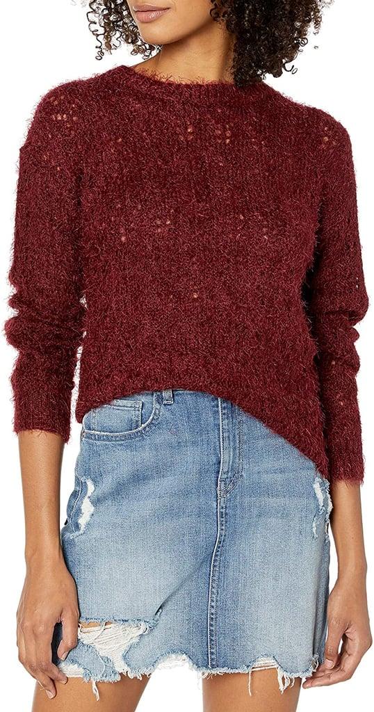 BB Dakota Eyelash Sweater