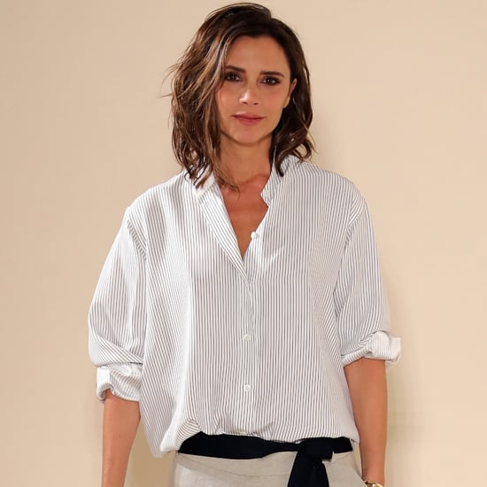 Victoria Beckham's Outfit at Spring 2017 Fashion Show
