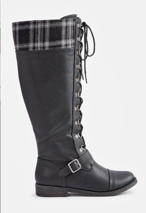 Molly Flat Boot