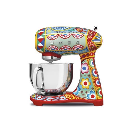 Dolce and Gabbana Smeg Kitchen Collaboration