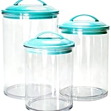 Acrylic Storage Canisters