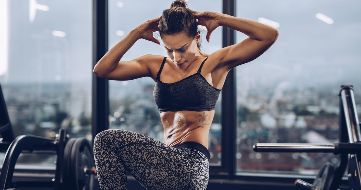 Drop What You're Doing — This 15-Minute Full-Body HIIT Workout Requires ZERO Equipment