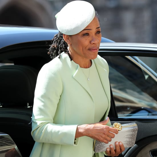 Meghan Markle's Mum's Dress at Royal Wedding 2018