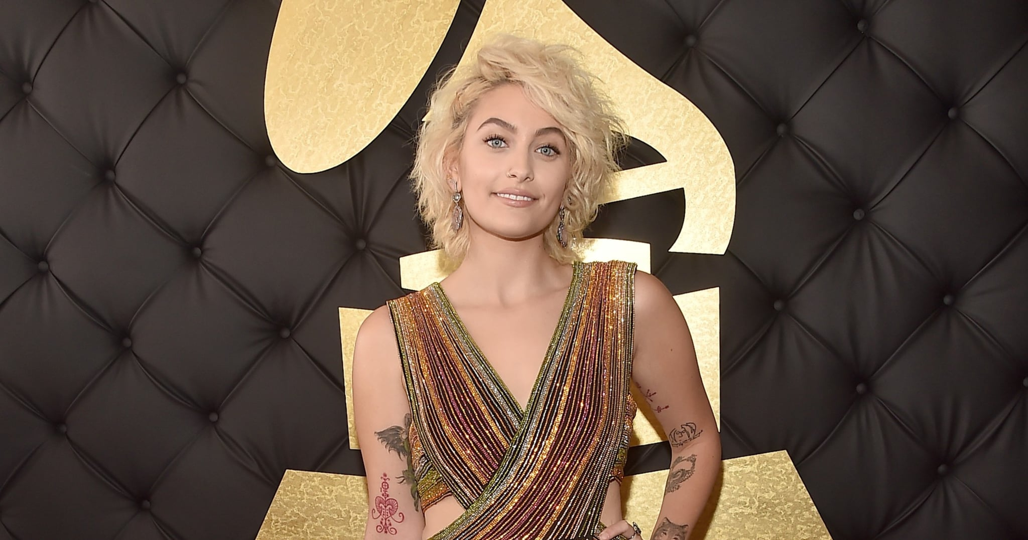 Paris Jackson Responds to Reports That She Checked Into a Treatment Facility
