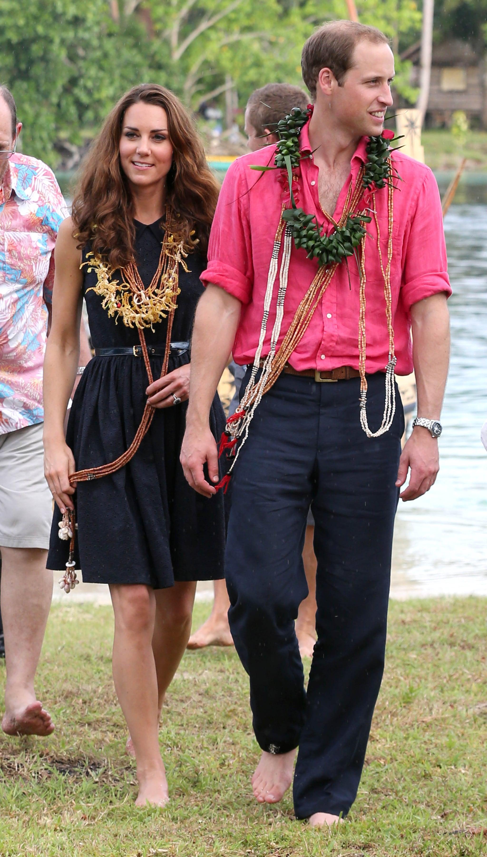 The Royal Couple in Tuvanipupu Island