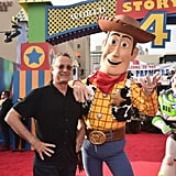 Tom Hanks at the Toy Story 4 Premiere