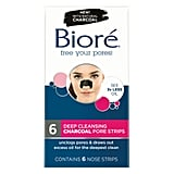 Bioré Deep Cleansing Charcoal Pore Strips, $4.99