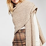 Andes Alpaca Oversized Scarf