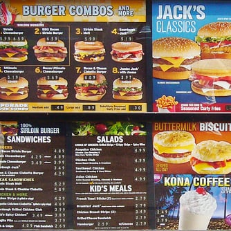 Jack In The Box Drops Menu Items Toys From Kids Meals Popsugar Food