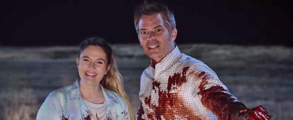 Santa Clarita Diet: Drew Barrymore's Netflix Show Looks Like Bloody, Batsh*t-Crazy Fun