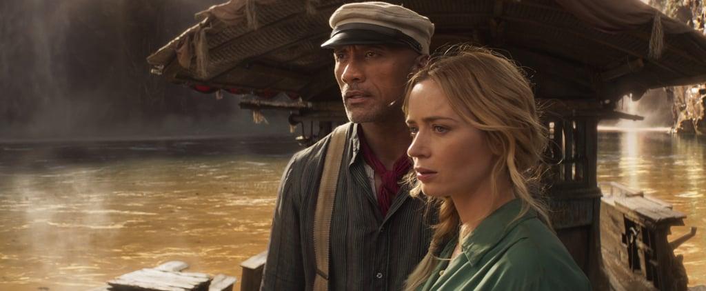 Disney's Jungle Cruise Movie Trailer