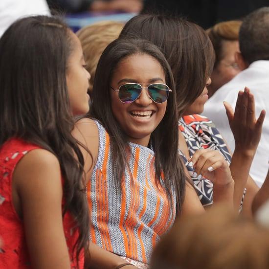 Sasha Obama's Style