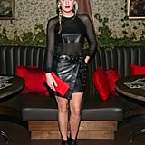Alexandra Richards wore Ferragamo at Ferragamo's launch of L'Icona in New York. Source: David X Prutting/BFAnyc.com