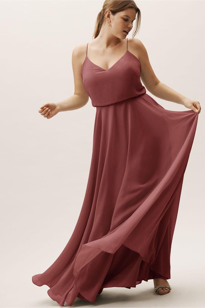 f890afc251bc Inesse Dress | BHLDN Bridesmaid Dresses 2019 | POPSUGAR Fashion Photo 26
