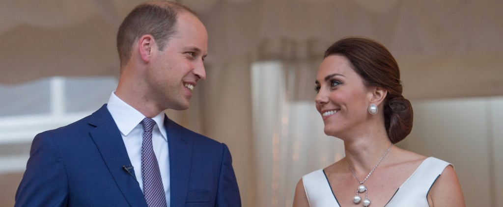 The Best Pictures of Prince William and Kate Middleton in 2017 — So Far!