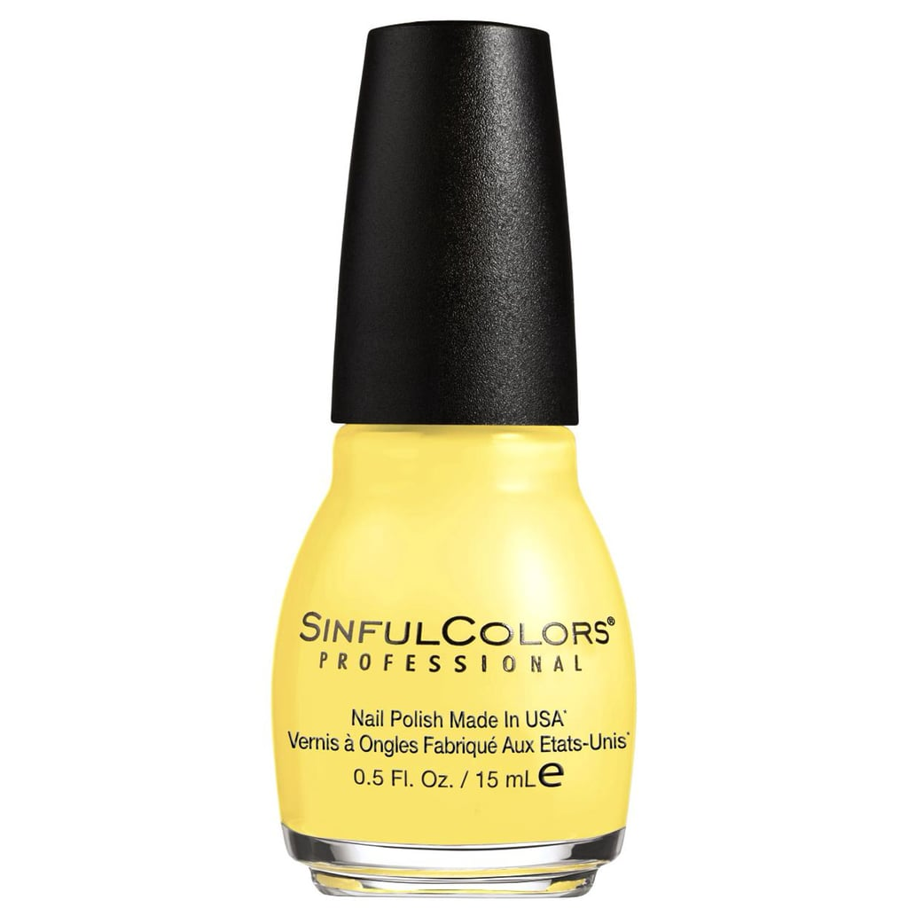 Sinful Colors Nail Polish in Yolo Yellow