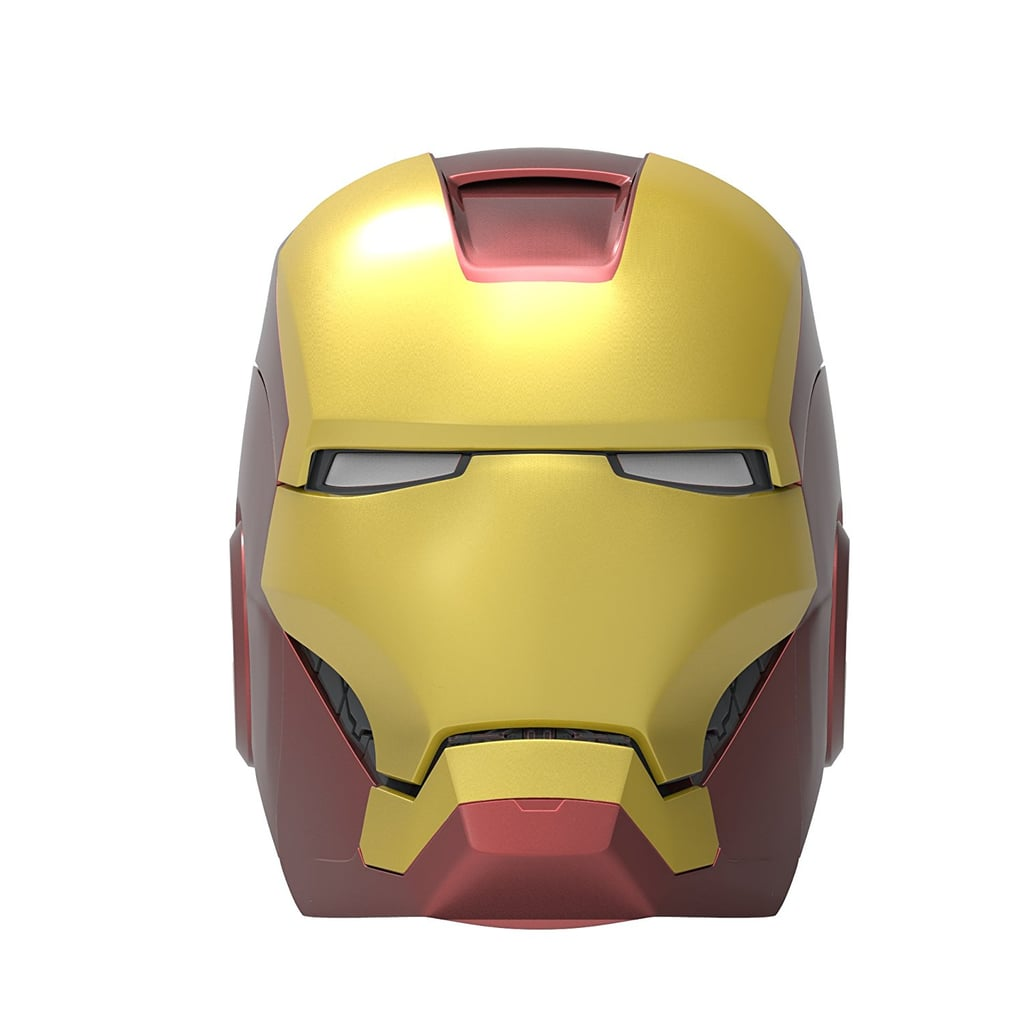 Captain America: Civil War Iron Man Helmet Bluetooth