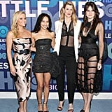 Reese Witherspoon, Zoë Kravitz, Laura Dern, and Shailene Woodley