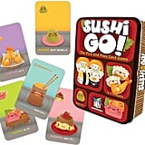 Sushi Go! — The Pick and Pass Card Game