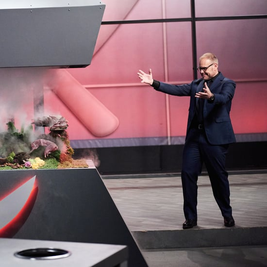 Iron Chef Gauntlet Premiere Date