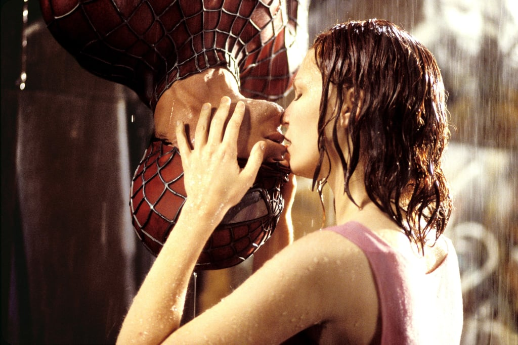 The 50 Sexiest Movie Kisses of All Time