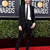 Portia de Rossi at the 2020 Golden Globes