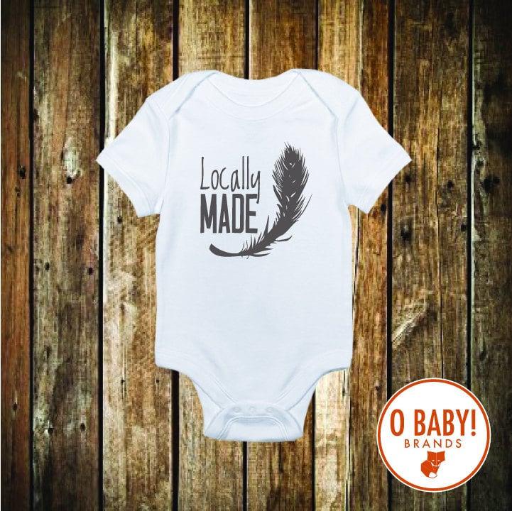 Locally Made Onesie