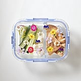 Large Graphic Glass to-Go Container