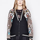 Equal parts sporty and chic, this 3.1 Phillip Lim embroidered souvenir jacket ($1,250) is the ultimate investment piece for the downtown girl.