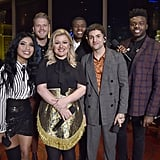 "Pentatonix Kelly Clarkson ""My Grown Up Christmas List"" Video"