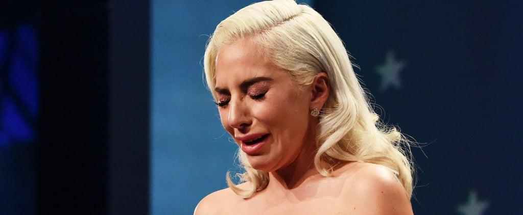 Lady Gaga Best Actress Critics Choice Speech 2019 Video