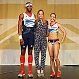 Stella McCartney Unveils Team GB Olympic Kit