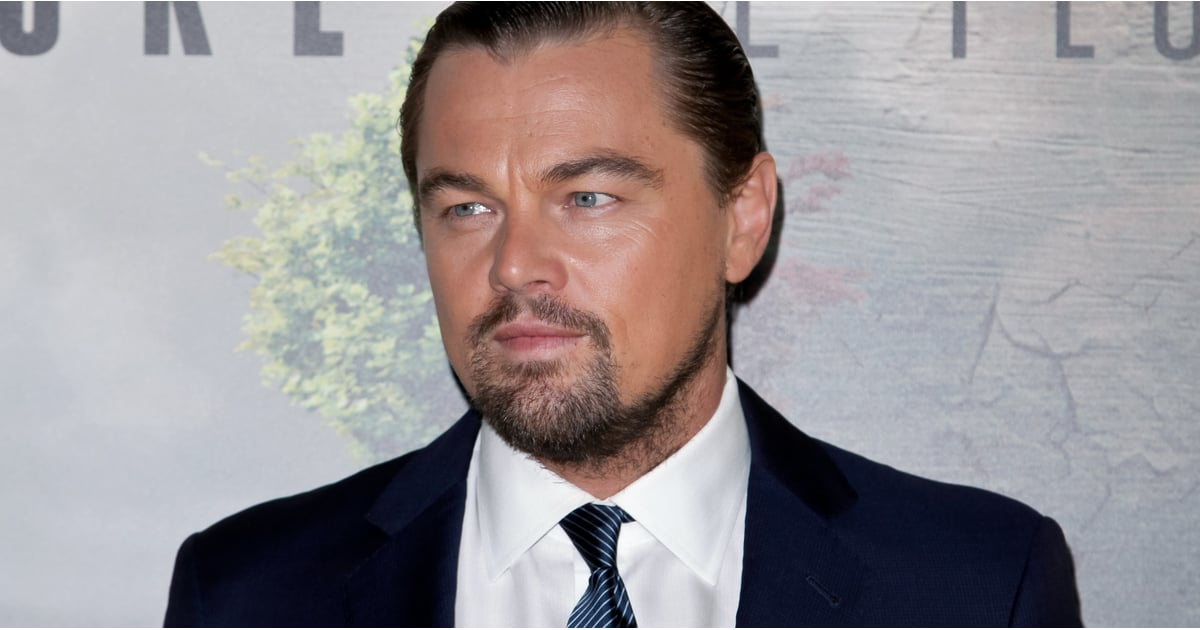 Leonardo DiCaprio Is Asking You to Eat More of This to Save Our Planet