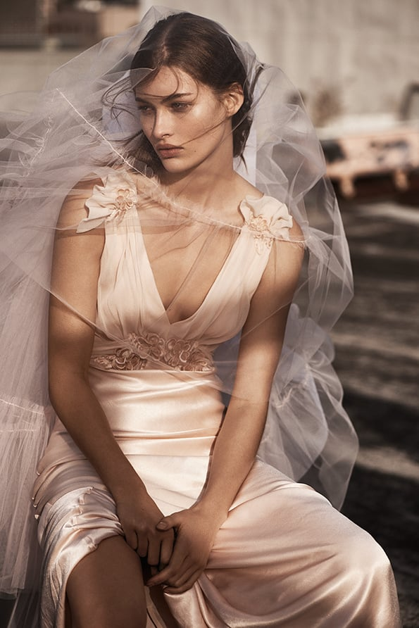 Topshop's Debut Bridal Collection Is Beyond Your Greatest Expectations