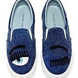Chiara Ferragni Slip-On Platform Sneakers
