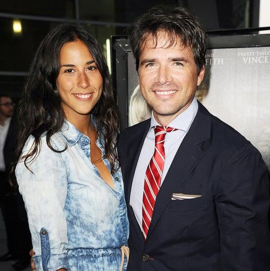 Gossip Girl Alum Matthew Settle Welcomes Baby Girl With Girlfriend Maria Alfonsin